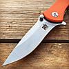 Нож складной SKIF Boy Orange (8Cr14MoV Steel), фото 2