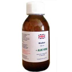 Биогель для педикюра Алое Вера BioGel Aloe Vera для педикюра 120 мл ( Ремуверы для педикюра )