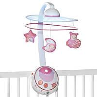 """Мобиль на кроватку Chicco Magic Star """"Волшебные звёздочки"""""""