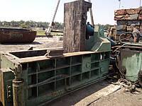 Пресс для металлолома Y81Q-135 китайский
