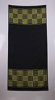 Полотенце махровое Томас желтый размер  67х150 см