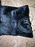 Замш женские перчатки стильные только опт, фото 6