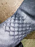 Замш женские перчатки стильные только опт, фото 3