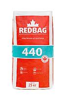 Штукатурка пластичная 440 Redbag 25 кг
