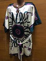Платье кимоно капелька