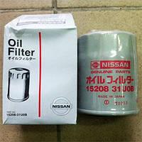 Фильтр масляный MURANO, Q45,EX35,FX45* NISSAN 15208-31U0B