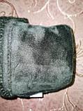 Вязание шерсти с Замш женские перчатки с сенсором для работы на телефоне плоншете оптом, фото 6