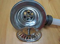 Teka (оригинал) евро вентиль с переливом для кухонной мойки