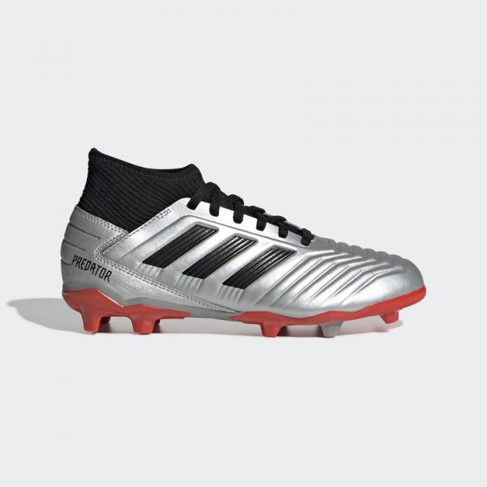Детские футбольные бутсы Adidas Performance Predator 19.3 FG G25795