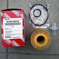 Фильтр масляный AURIS, AVENSIS, COROLLA, RAV4 TOYOTA 04152-38010
