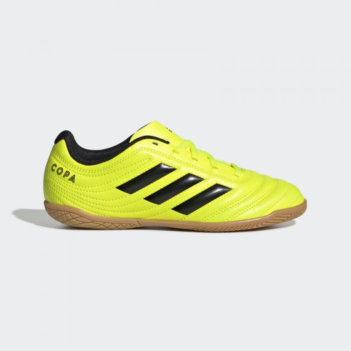 Детские футбольные бутсы Adidas Performance Copa 19.4 IN F35451