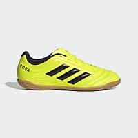 Детские футбольные бутсы Adidas Performance Copa 19.4 IN F35451, фото 1