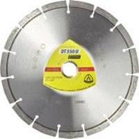 Алмазні відрізні диски DT 350 U 230*2,6*22,23 mm | Алмазные отрезные диски DT 350 U 230*2,6*22,23 mm