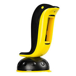 Холдер Remax (OR) RM-C20 Dolphin Black/Yellow
