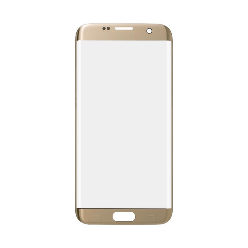 Стекло Samsung G935 (S7 Edge) Gold