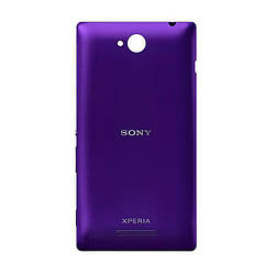 Задняя крышка Sony Xperia C (C2305) Violet OR