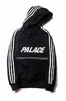 ✔️ Толстовка худи Palace x Adidas