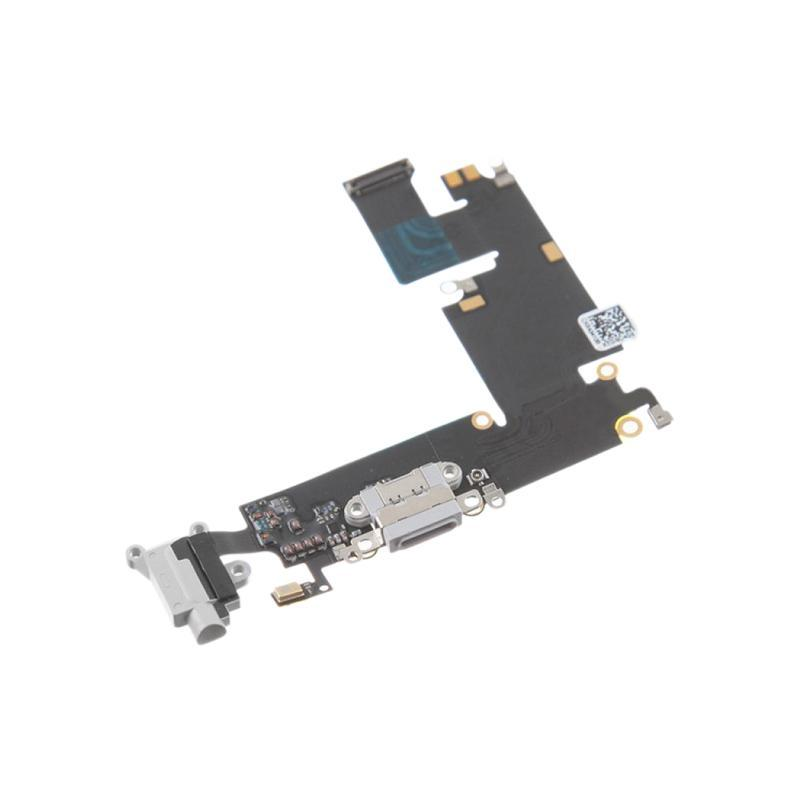 Charger Flat Cable iPhone 6S Plus Grey