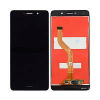 Дисплейный модуль (LCD + touch) Huawei P8 Lite (2017) черный