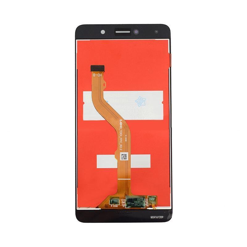 Дисплей и сенсор (модуль) на Huawei P8 Lite 2017 золотой