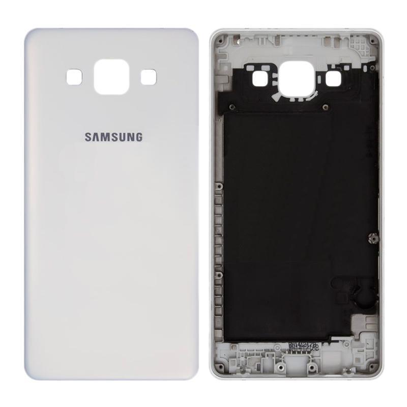 Задняя крышка Samsung A500 (A5) White OR