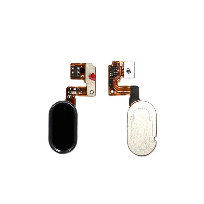 Flat Cable Meizu M3 Note with home button Black