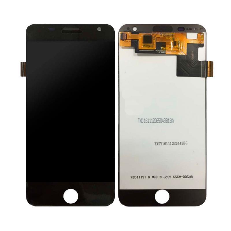 Дисплей и сенсор (модуль) на Prestigio MultiPhone Grace R7, 7501 Duo черный