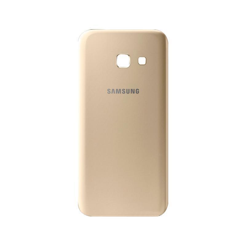 Задняя крышка Samsung A320 (A3-2017) Gold OR