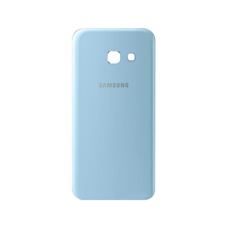 Задняя крышка Samsung A320 (A3-2017) Blue OR