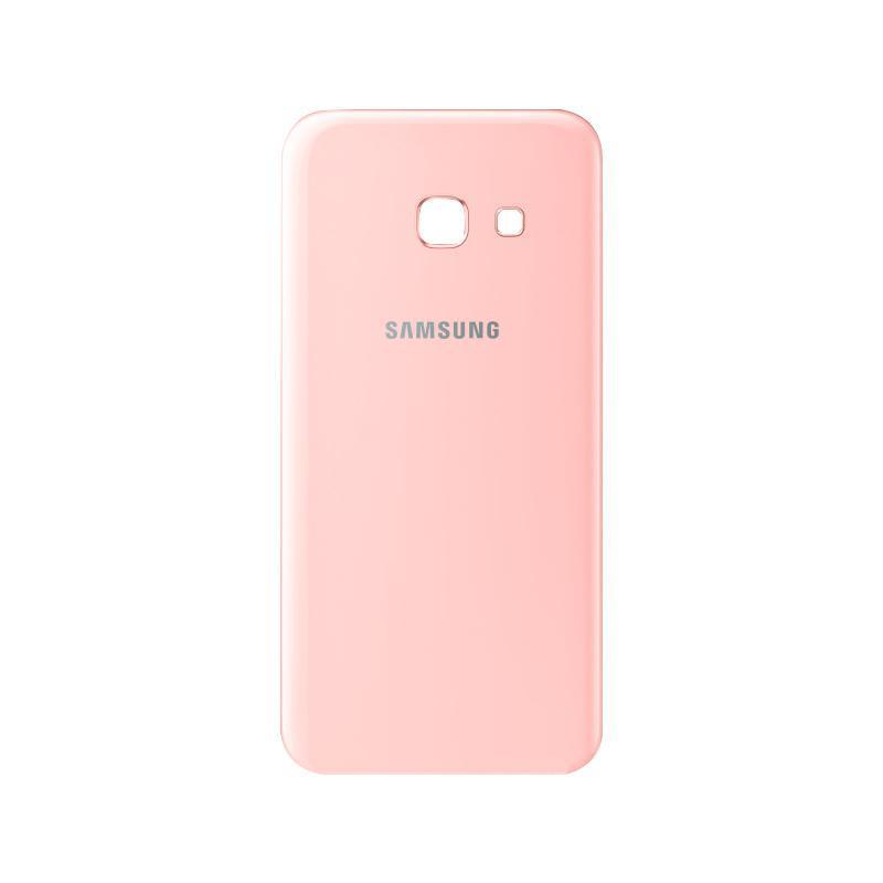 Задняя крышка Samsung A720 (A7-2017) Pink OR