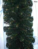 Гирлянда из искусственной елки 3 метра