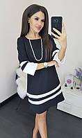 Платье / креп-дайвинг / Украина 35-259, фото 1