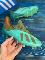 Бутсы Adidas X 18.1 1200(реплика), фото 1