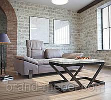 Стіл журнальний Зетт (стол журнальный) в стилі Лофт Loft