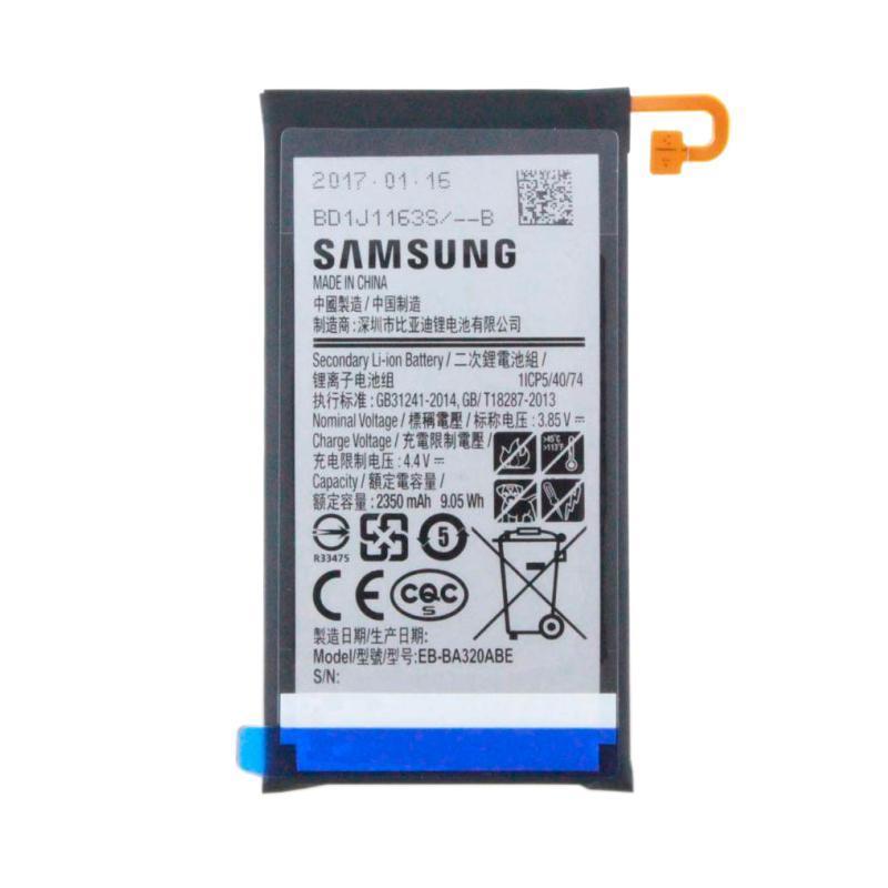Акумулятор (батарея) для Samsung A320 (A3-2017) (EB-BA320ABE) (висока якість)