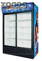 Холодильный шкаф-витрина со стеклянной дверью ШХ-1.0 ДС купе УН Polair (Полаир)