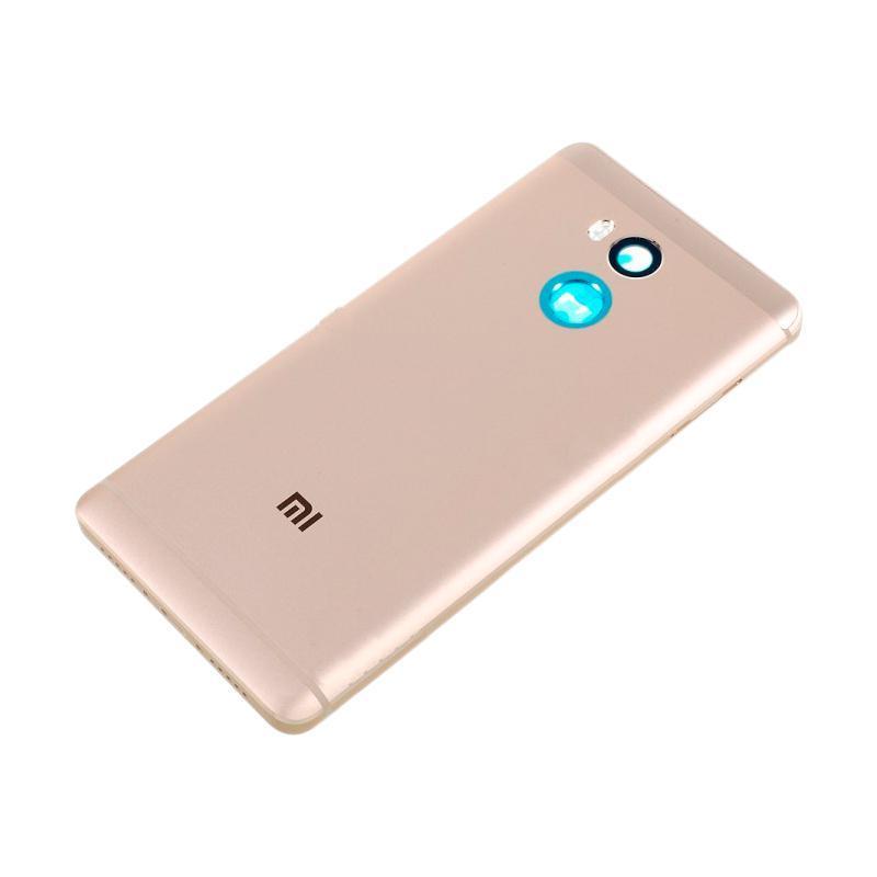 Задняя крышка Xiaomi Redmi 4 Prime/4 Pro Gold OR