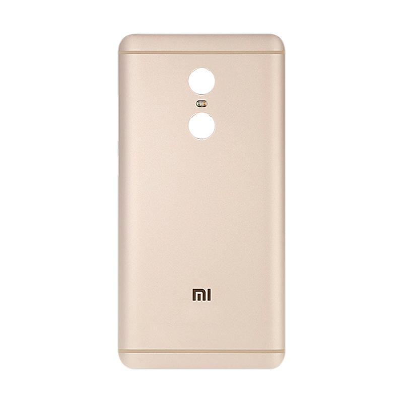Задняя крышка Xiaomi Redmi Note 4 Gold OR