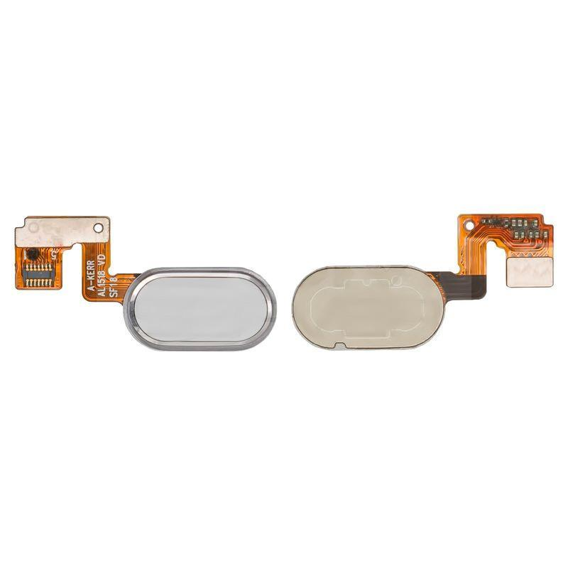 Flat Cable Meizu M3 Note with home button White