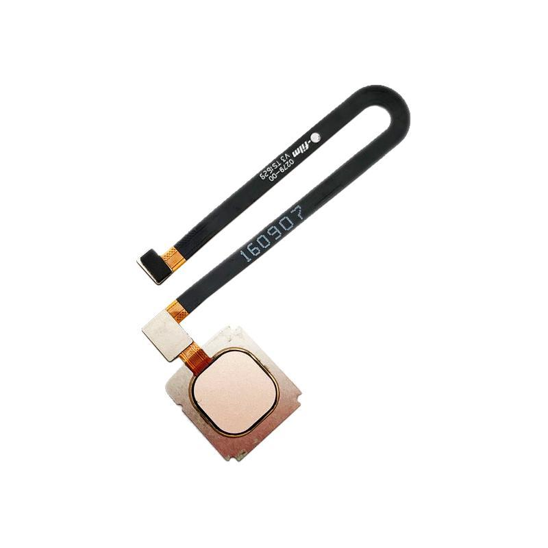 Flat Cable Xiaomi Mi5s Plus with home button Gold
