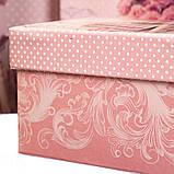 """Набор коробок """"Нежность"""" (10шт) (8020-005), фото 4"""