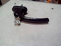 Ручка Hoppe Tokyo с ключем 35мм. коричневый цвет