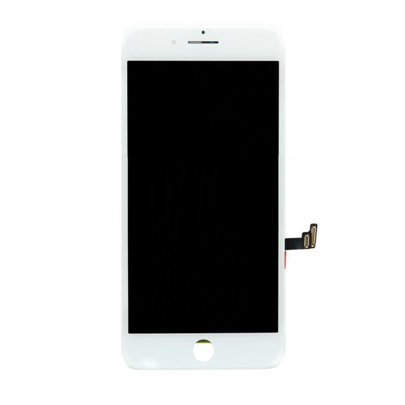 Дисплей и сенсор (модуль) на iPhone 7 Plus белый (копия высокого качества)
