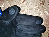 Замш с сенсором перчатки мужские только оптом, фото 4