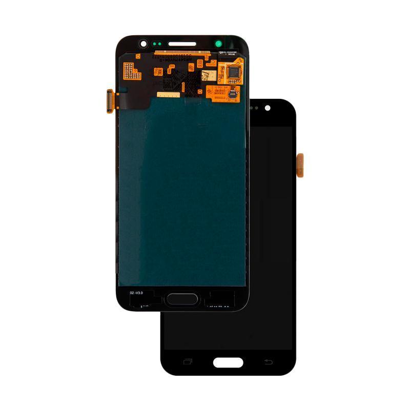 Дисплей і сенсор (модуль) на Samsung J500H, J5 чорний (100% оригинал)