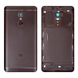 Задняя крышка Xiaomi Redmi Note 4x Black OR