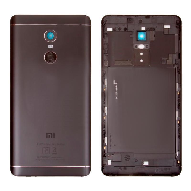 Задняя крышка Xiaomi Redmi Note 4x Black OR