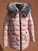Зимова подовжена куртка Garoff, фото 1