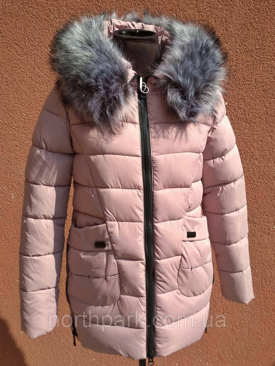 Зимова подовжена куртка Garoff