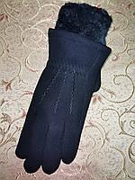 Трикотаж с Арктический бархат перчатки мужские только оптом, фото 1
